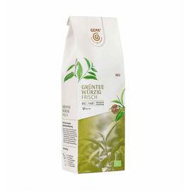 Grüner Tee Fairtrade Gepa