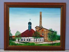 Jubiläum Dekoration (Halle) Bilder von Michael Höch