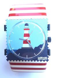 Ostern Jubiläum Valentinstag Glück Fasching Geburtstag Weihnachten Anti-Stress Seefahrt Muttertag Armbanduhren & Taschenuhren STAMPS