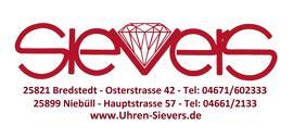 Einzelhandel Geschenkanlässe Optische Geräte Lokales Schmuck Warengutschein der Fa. Uhren & Optik Sievers aus Niebüll und Bredstedt