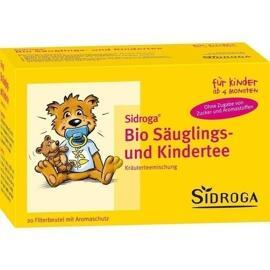 Tees & Aufgüsse Sidroga Gesellschaft für Gesundheitsprodukte mbH