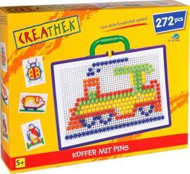 Sortier-, Stapel- & Steckspielzeug Creathek