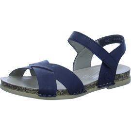 Sandaletten Schuhe Rieker
