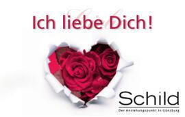 Geburtstag Valentinstag Geschenkgutscheine