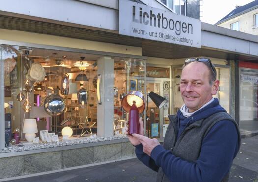 Lichtbogen Wohn- und Objektbeleuchtung