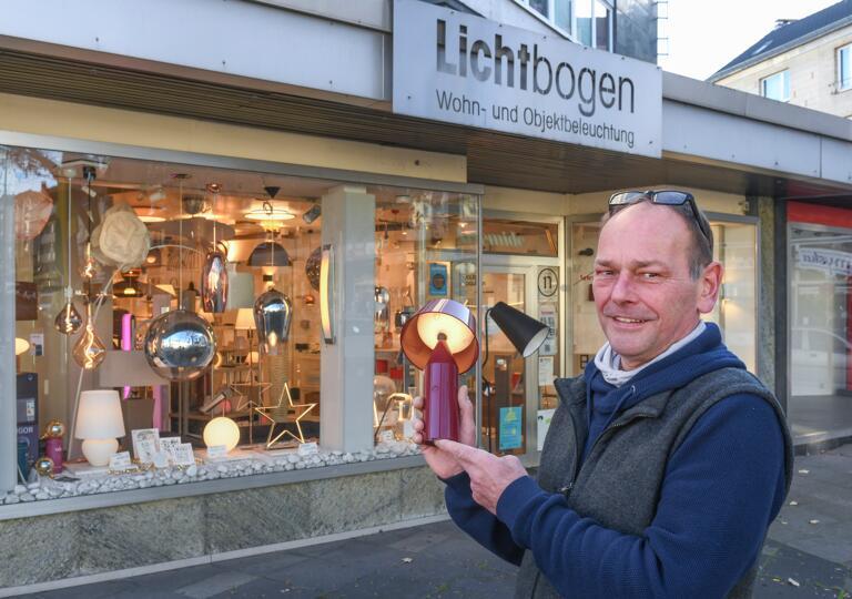 Lichtbogen Wohn- und Objektbeleuchtung Wuppertal