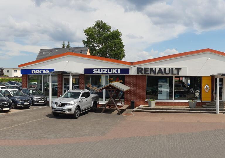 Autohaus Wernicke GmbH Alt Ruppin