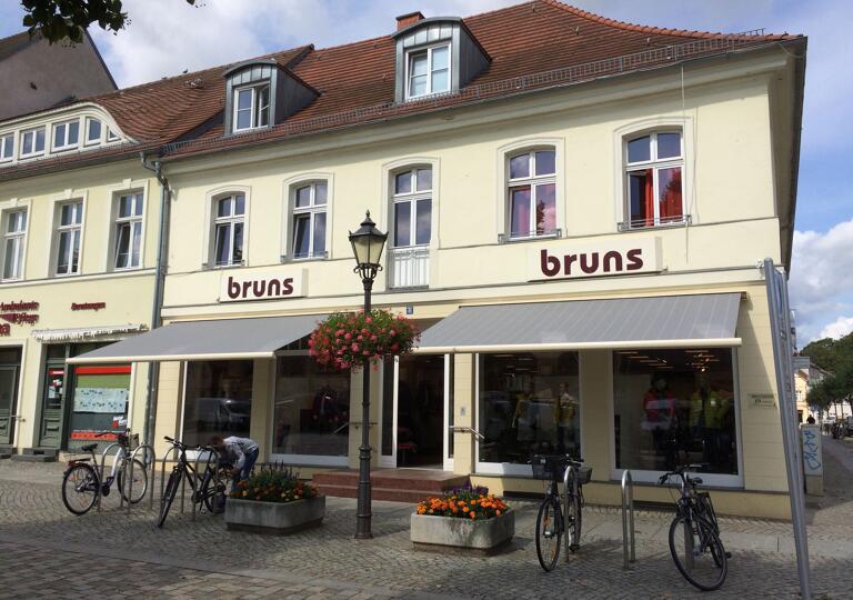 bruns, Mein Modehaus Neuruppin