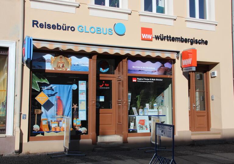 TUITRAVELStar Reisebüro Globus GmbH Neuruppin