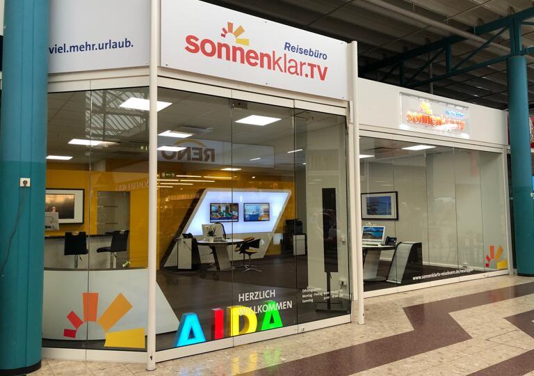 Sonnenklar.TV Reisebüro Globus GmbH Neuruppin