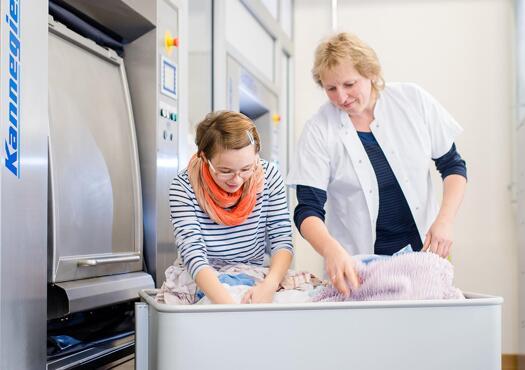 Wäsche- und Nähservice der Altmühltal-Werkstätten