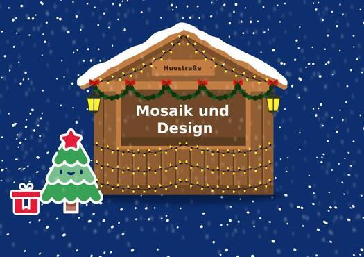 Mosaik und Design