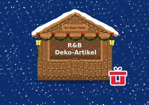 R&B Deko-Artikel