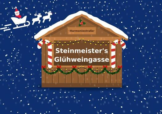 Steinmeister's Glühweingasse