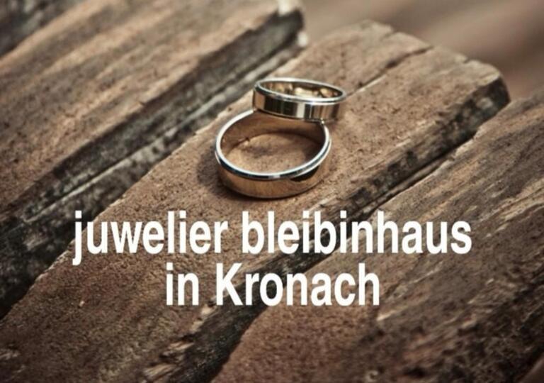 Juwelier Bleibinhaus Kronach