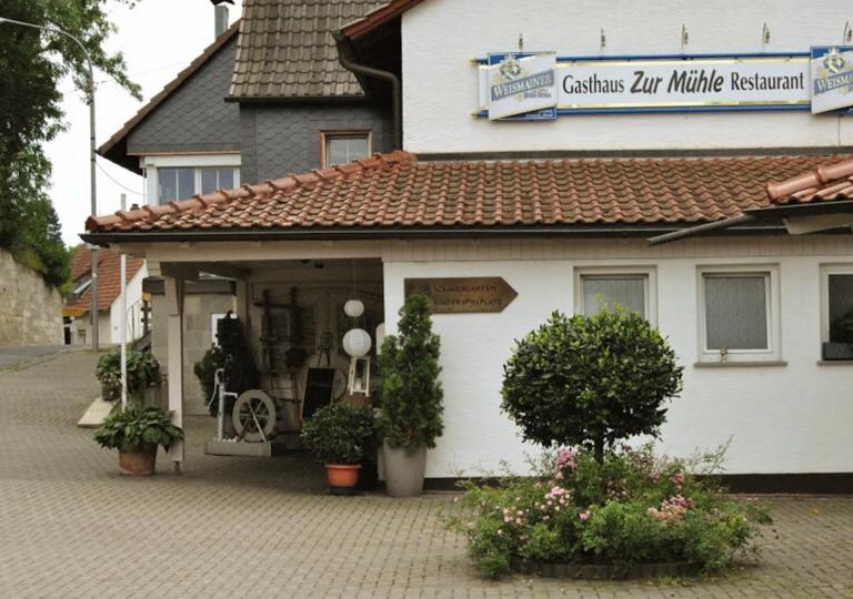 Restaurant-Gasthaus Zur Mühle Weißenbrunn