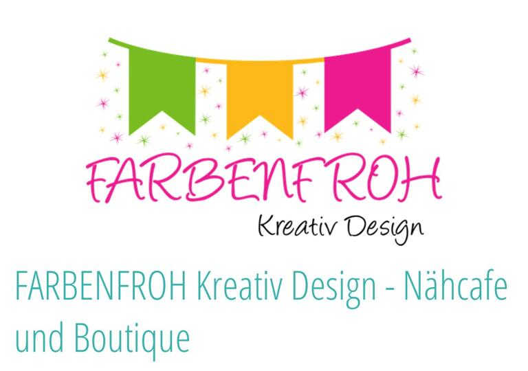 Farbenfroh Kreativ Design Näh-Cafe & Boutique Shop Kronach