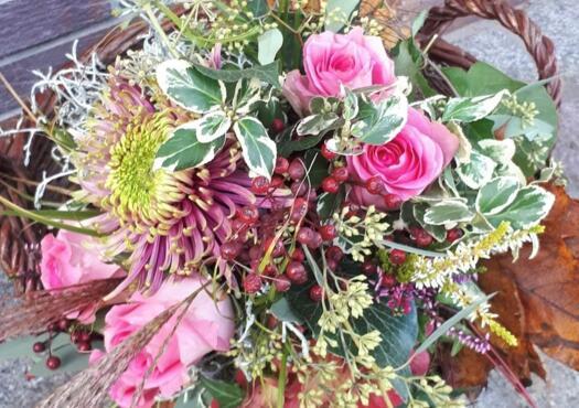 Blumenwerkstatt Grünes Gewerbe