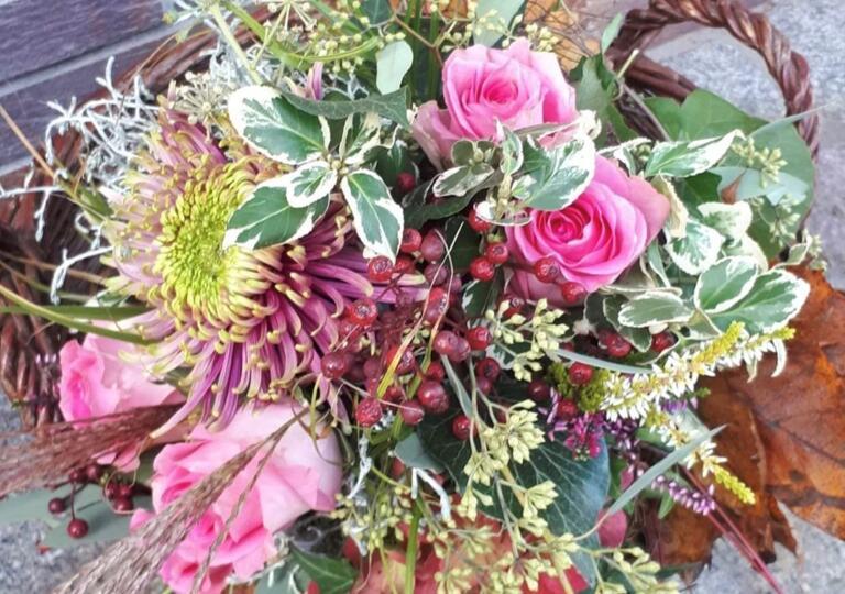 Blumenwerkstatt Grünes Gewerbe Marktrodach