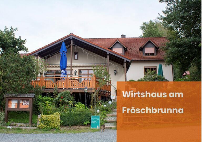 Wirtshaus zum Fröschbrunna Kronach