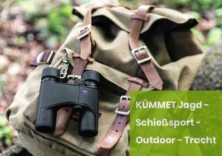Kümmet Jagd-Schießsport-Outdoor-Tracht Kronach