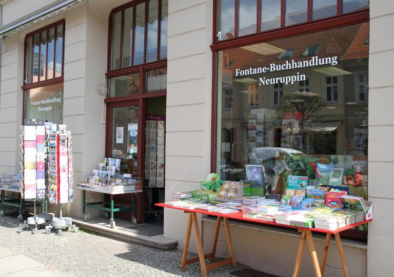 Fontane Buchhandlung Neuruppin