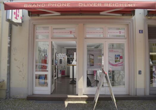 Brand-Phone Oliver Reichert