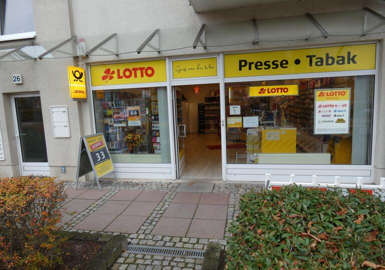 Lotto - Tabak - Presse Neuruppin