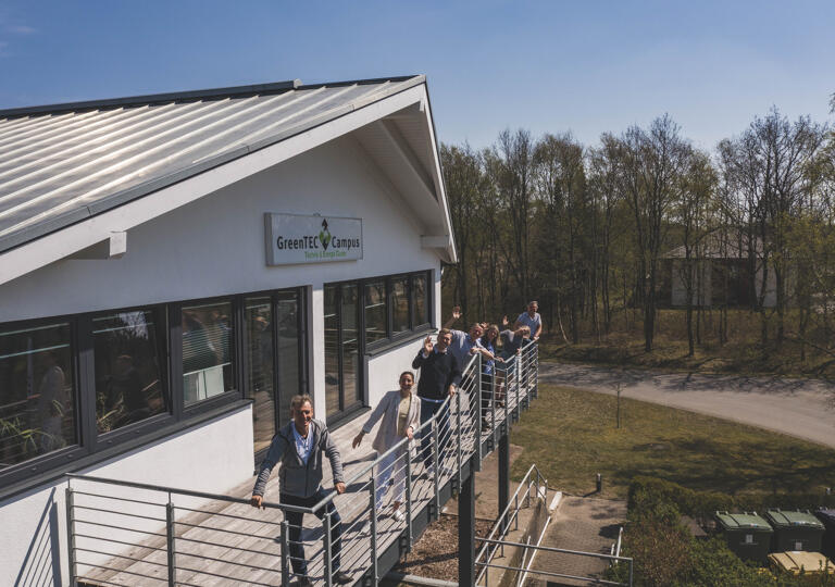 GreenTEC Campus Enge-Sande