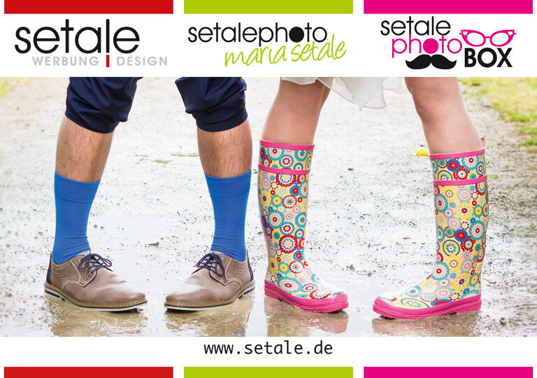 Setale | Werbung | Fotografie Pressig
