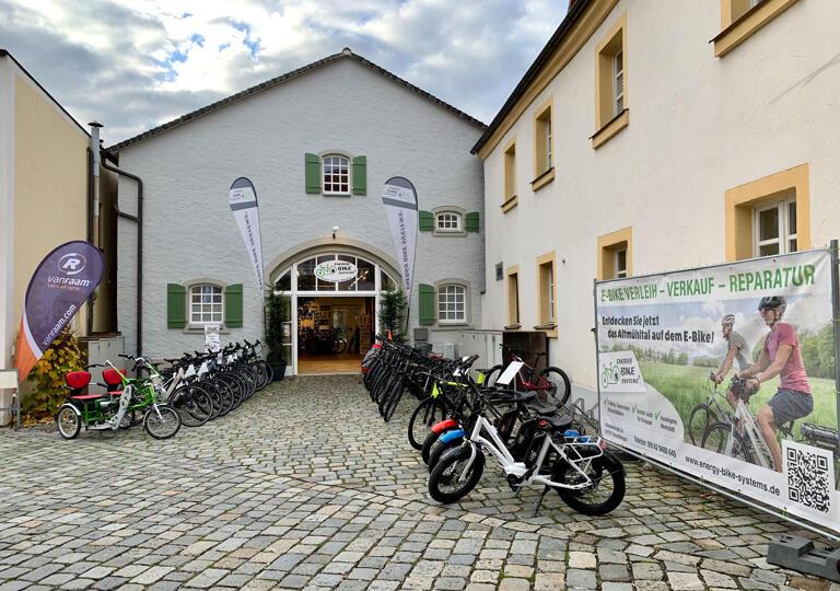Energy Bike Systems Treuchtlingen
