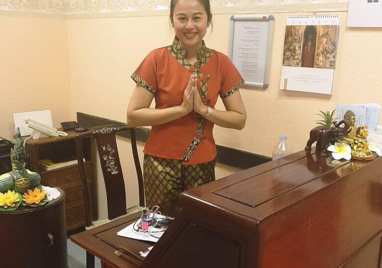 Uraiwans Traditionelle Thaimassage Halle (Saale)