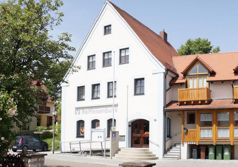 Raiffeisenbank Weißenburg-Gunzenhausen eG, Geschäftsstelle Absberg Absberg
