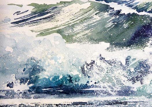 Malen am Meer