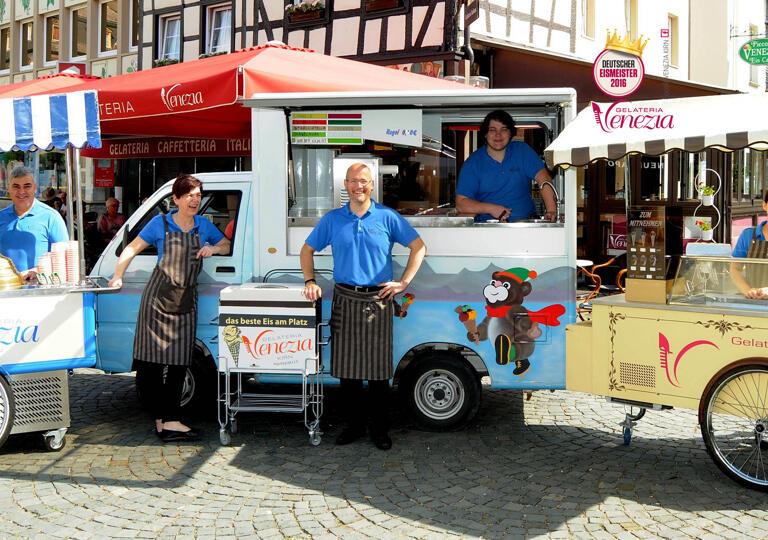 Eiscafe Venezia Kirn