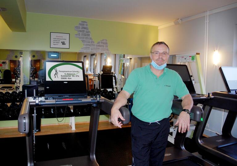 Therapiezentrum Schmidt In Balance Kirn
