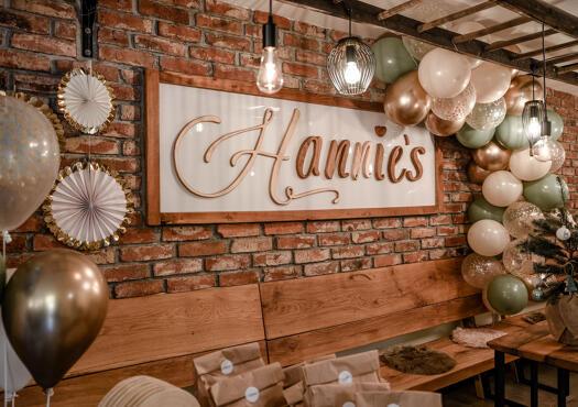 Hannie's Café, Spielzeuge und mehr