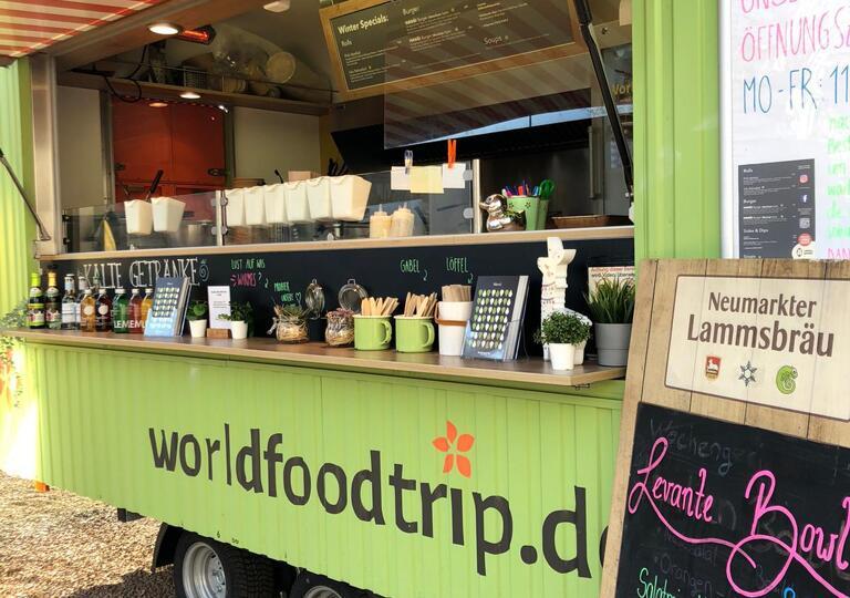 World Food Trip Homburg Homburg