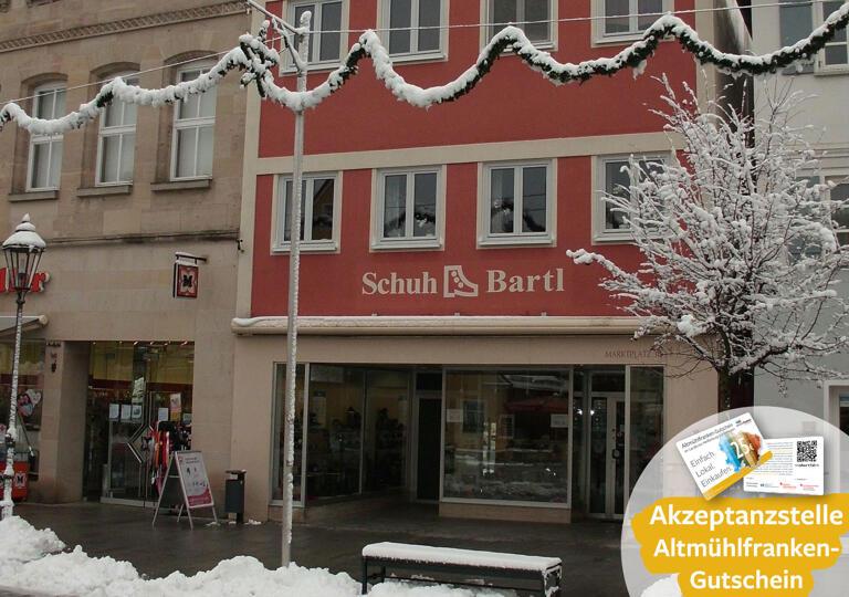 Schuh Bartl Gunzenhausen