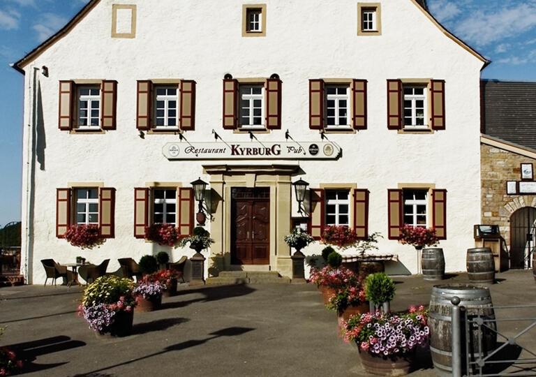 Restaurant & Whiskymuseum auf der Kyrburg Kirn