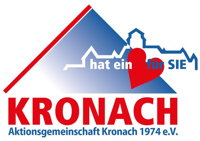 Aktionsgemeinschaft Kronach 1974 e.V. hat ein Herz für Sie. Kronach