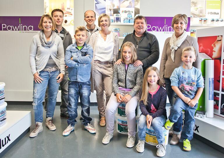 Malerbetrieb Pawlina & Söhne Bredstedt