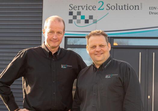 Service 2 Solution