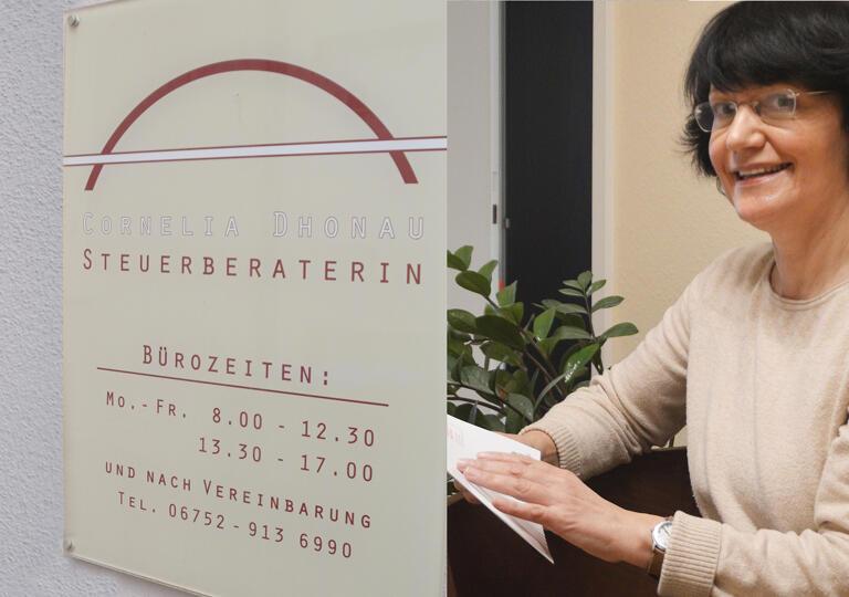 Cornelia Dhonau-Wehner Steuerberatung Kirn