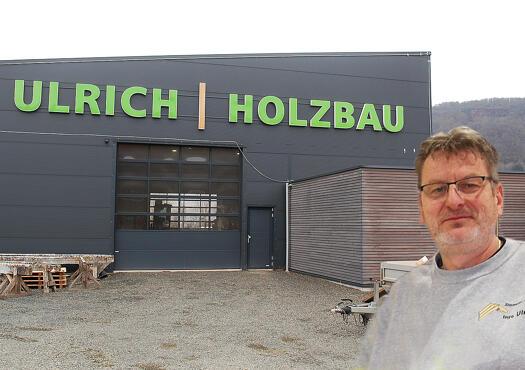 ULRICH I HOLZBAU