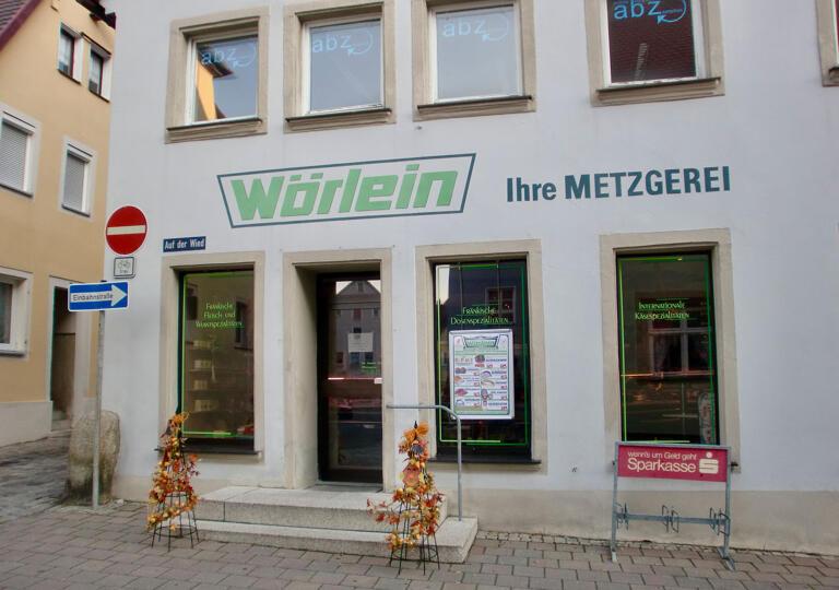 Metzgerei Wörlein (Weißenburg) Weißenburg