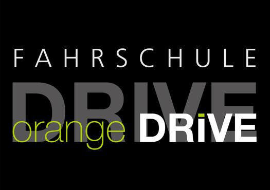 Fahrschule orange Drive