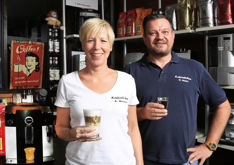Kaffeebohne Bedburg