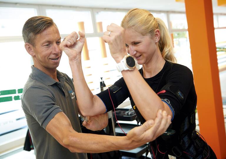 Yeah!Sport EMS Studios Wuppertal
