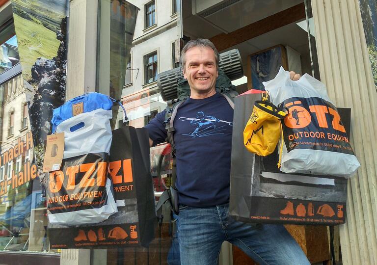 Ötzi - Outdoor Equipment Halle
